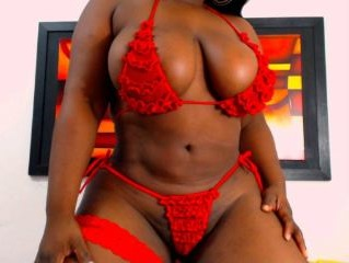 This Ebony girl can squirt…Busty4Enjoy