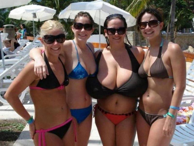 huge tits wtf