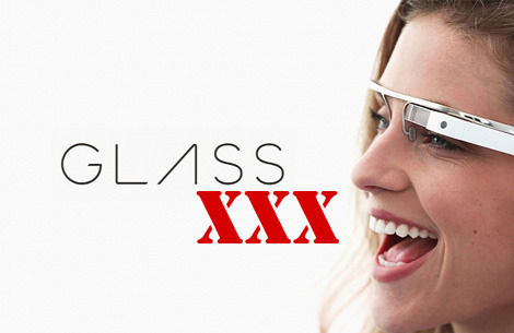 Funny Google Glass porn video