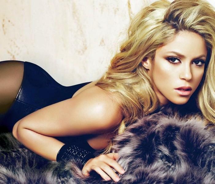Shakira With Her Vibrator